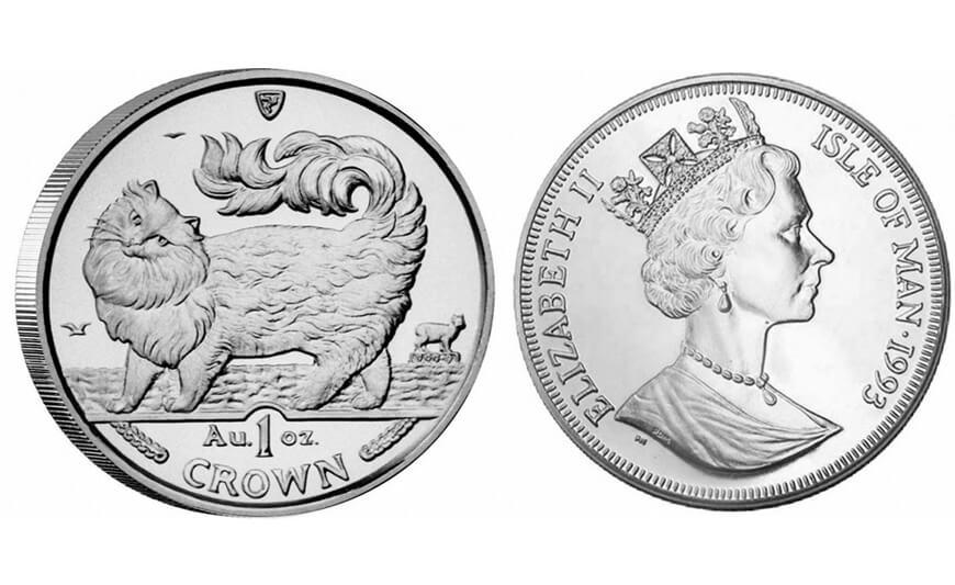 Монета с мейн-кунами